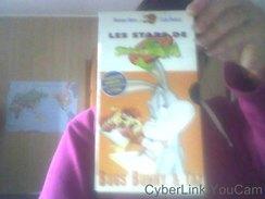 Cassette VHS De Les Stars De Space Jam - Bugs Bunny Et Taz - Classic