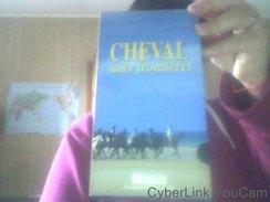 Cassette VHS De Cheval Sans Frontieres - Classic
