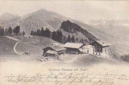"Kurhaus Valzeina - Stabstempel ""Valzeina"" - 1904    (P10-40708) - GR Grisons"