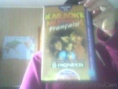 Cassette VHS De Karaoke Musidol Francais Volume 23 - Classiques