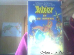 Cassette VHS De Asterix Et Les Indiens - Classic