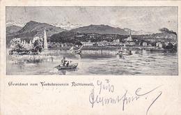 Richterswil - Gewidmet Vom Verkehrsverein - 1906    (P10-40708) - ZH Zurich