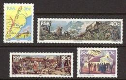 Suid-Afrika / South Africa 1988 : Mi. 762/765 ** - Great Trek  . . .  N0406- - Zuid-Afrika (1961-...)