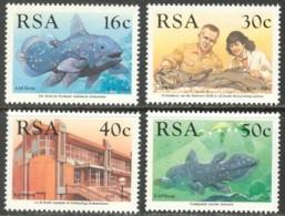 Suid-Afrika / South Africa 1989 : Mi. 766/769 ** - Coelacanth / Quassenflosser  . . N0408 - Zuid-Afrika (1961-...)
