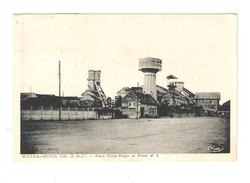 CPA 62 BUSSY Les MINES Place Victor Hugo Fosse N°1 - Altri Comuni
