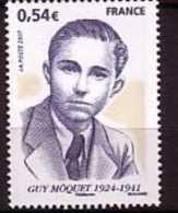 2007-N°4107** G MOQUET - Neufs