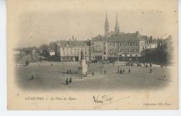 CHARTRES - La Place Des Epars - Chartres