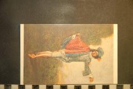 CP,  ARTS, WATTEAU,  L'indifférent - Peintures & Tableaux