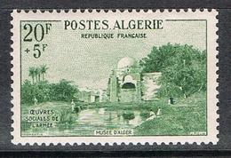 ALGERIE N°347 N** - Algérie (1924-1962)