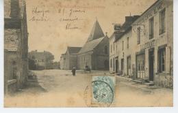 SAULGES - Le Bourg - France