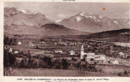 B28128 Vallée Du Champsaur - France