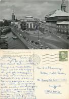 Gammel Strand, Copenhagen, Denmark Postcard Posted 1960 Stamp - Danemark