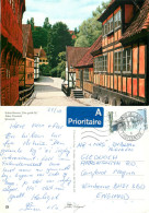 Aarhus, Denmark Postcard Posted 1993 Stamp - Danemark