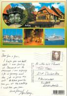 Aarhus, Denmark Postcard Posted 1996 Stamp - Denmark