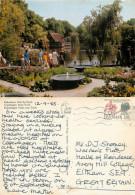 Tivoli, Copenhagen, Denmark Postcard Posted 1985 Stamp - Denmark