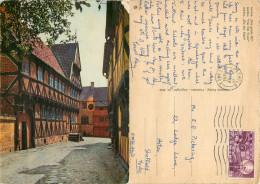 Aarhus, Denmark Postcard Posted 1962 Stamp - Denmark