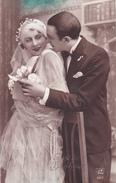 Couple De Mariés - JP Paris N°287 - Voeux De Bonheur - Couples