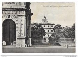 LIVORNO - ANTIGNANO - ACCADEMIA NAVALE VIAGGIATA FG - Livorno