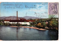Liptov.Mikulas ,  Vah  , 1914 - Eslovaquia