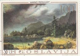 Jugoslavia 1968  -   Yt  1191  Used - 1945-1992 Socialist Federal Republic Of Yugoslavia