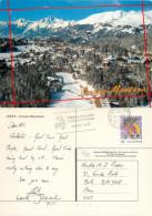 Crans-Montana, VS Valais, Switzerland Postcard Posted 1994 Stamp - VS Valais