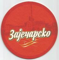 ZAJECARSKO PIVO BEER ZAJECAR BREWERY SERBIA  Heineken Group - Beer Mats