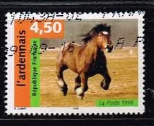 Frankreich 1998, Michel#  3329 O Ardennes Horse (Equus Ferus Caballus) - Frankreich