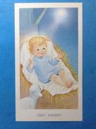 Santino - Holy Card - GESU' BAMBINO - - Santini