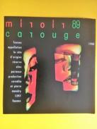 2370 - Suisse Vaud Founex Miroir 89 Carouge Réserve Alex Périence  (musicien Chanteur) - Art