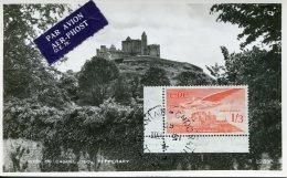 15334  Irland Eire Maximum 1962 The Castle Of Cashel, Schloss, Le Chateau De Cashel, Architecture - Cartes-maximum