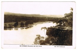 RB 1126 -  Early Real Photo Postcard - Shoalhaven New South Wales - Australia - Australie