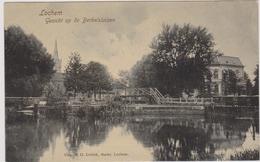 Lochem - Gezicht Op De Berkelsluizen - Begin 1900 - Lochem