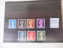 Grande Bretagne Serie Reine En Neuf 1402/08 - Neufs