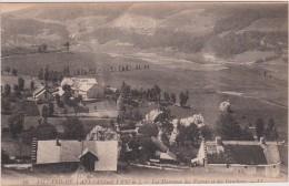 Isère : Villard De  Lens : Vueles  Hameaux  Des  Pierres Et Des  Gauchers , Carte  Carnet - Villard-de-Lans