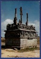 29 SAINT-JEAN-TROLIMON Calvaire De Tronoën, Le Plus Ancien Des Grands Calvaires Bretons 1450-1460 - Saint-Jean-Trolimon