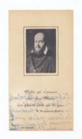 Citation Et Portrait De Saint François De Sales (Genève, Annecy) - Devotion Images