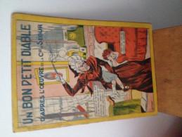 Les Merveilleuses Histoires N°14 Un Bon Petit Diable D'après L'oeuvre De La C De S - 16 Pages Illustré Par G. NIEZAB - Books, Magazines, Comics
