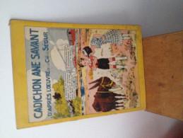 Les Merveilleuses Histoires N°24 Cadichon Âne Savant D´après L´oeuvre De La C De S - 16 Pages Illustré Par G. NIEZAB - Livres, BD, Revues