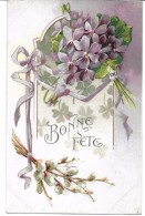 Bonne Fête -  Violettes - Autres