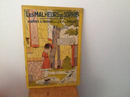 Les Merveilleuses Histoires N°13 Les Malheurs De Sophie D´après L´oeuvre De La C De S - 16 Pages Illustré Par G. NIEZAB - Livres, BD, Revues