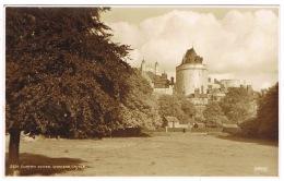 RB 1126 - Judges Real Photo Postcard - Curfew Tower Windsor Castle - Berkshire
