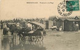CPA Berck Plage-Promenade à La Plage    L2276 - Berck