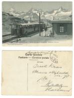 Suisse // Schweiz// Switzerland// Valais // Gornergratbahn - VS Valais