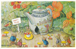 RACEY HELPS - The Tea Shop - The Medici Society N° 198 - Andere Illustrators