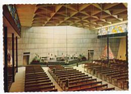 PARIS 13°--Eglise Saint Marcel--Intérieur--Le Choeur Et La Nef,cpsm 15 X 10 N° 35579 C  Phot Boiron - Arrondissement: 13