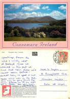 Connemara, Galway, Ireland Postcard Posted 1992 Stamp - Galway
