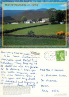 Mourne Mountains, Down, Northern Ireland Postcard Posted 1997 Stamp - Down