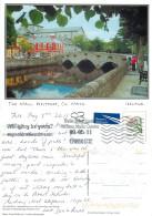 The Mall, Westport, Mayo, Ireland Postcard Posted 2011 Stamp - Mayo