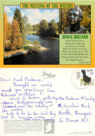Meeting Of The Waters, Avoca, Wicklow, Ireland Postcard Posted 1998 Stamp - Wicklow