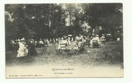 70 LUXEUIL LES BAINS LE CONCERT AU PARC 1906 - Luxeuil Les Bains